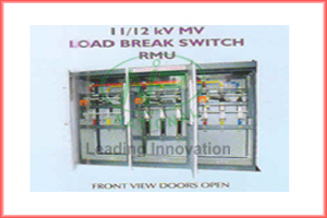 HTMC Panel in Gujarat | RMU load break Switch in Gujarat