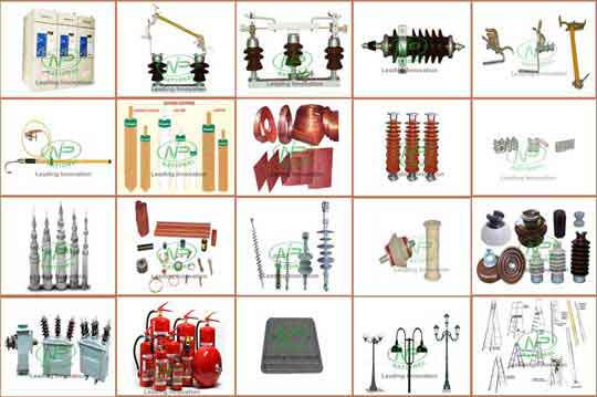 Exporters, Engineers, Load Break Switch, HTMC Panel, High-tension Switchgears, Sub-station Equipment, Overhead Line Materials, Earthing Materials, Street Light Pole, Safety Materials.
