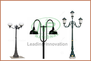 Street Light Pole in Gujarat | Street Light Pole Manufacturer